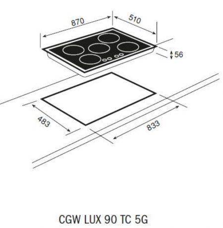 CGW 90 5G teka 2