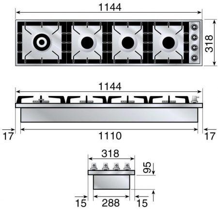 HP1230D